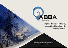 BROCHURE ABBA INGENIEROS S.A.S