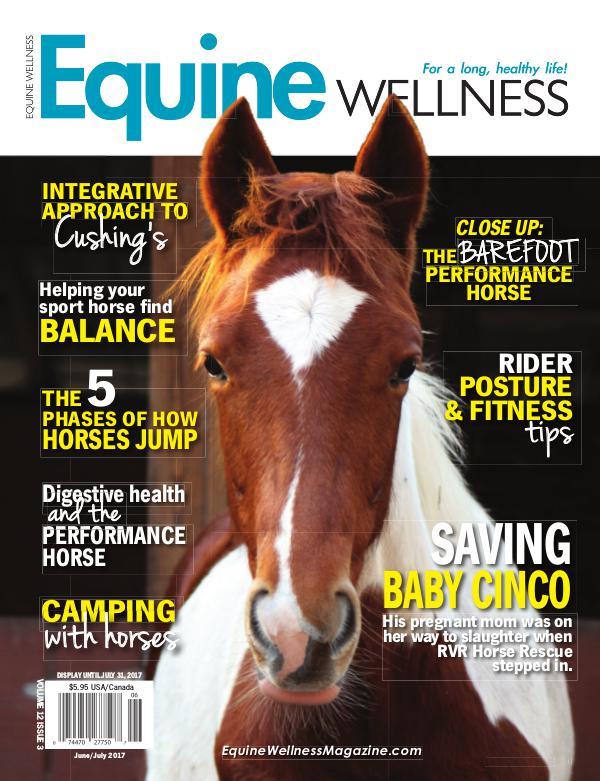 Equine Wellness Magazine June/July 2017
