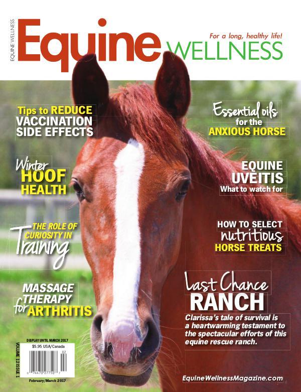 Equine Wellness Magazine Feb/Mar 2017