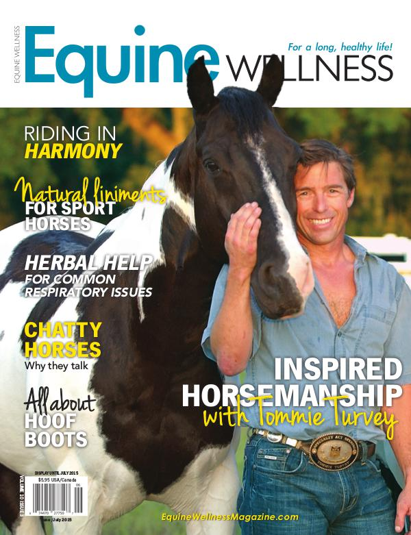 Equine Wellness Magazine Jun/Jul 2015