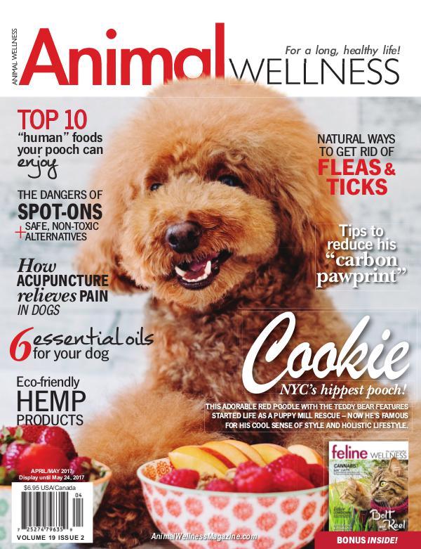 Animal Wellness Magazine Apr/May 2017