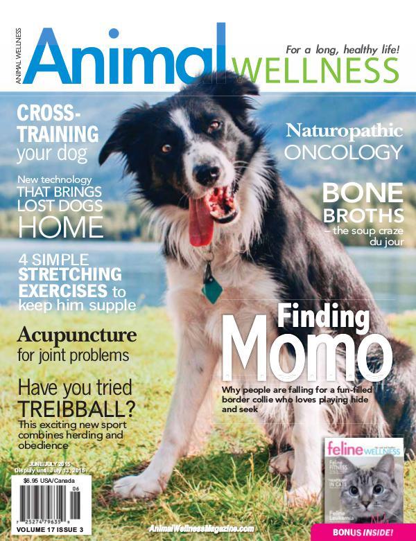 Animal Wellness Magazine Jun/July 2015