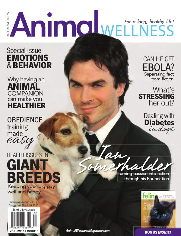 Animal Wellness Magazine Feb/Mar 2015
