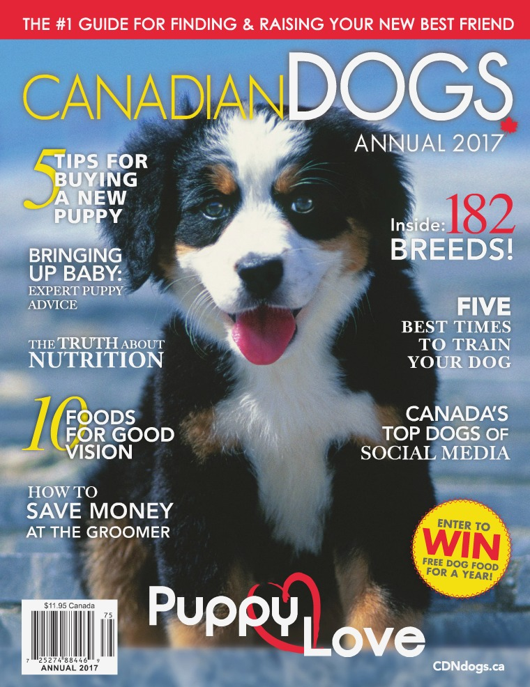 Canadian Dogs Annual 2017