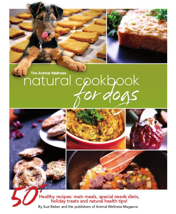 Natural Cookbook for Dogs Natural Cookbook for Dogs