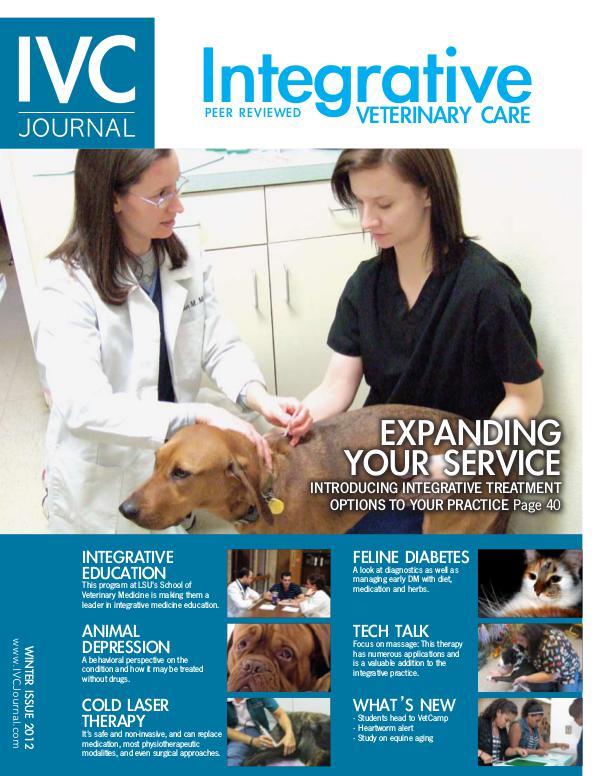 IVC Journal Winter 2012
