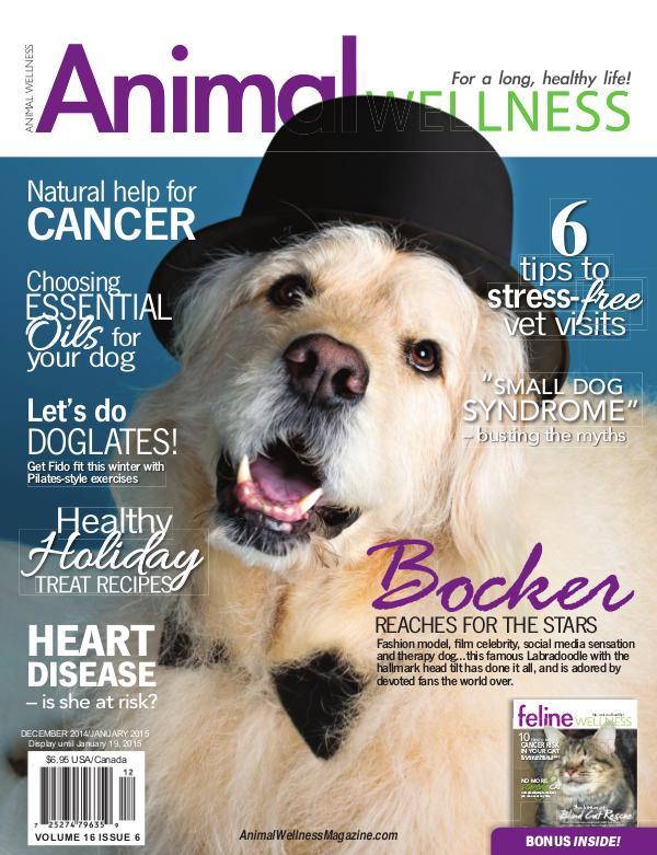 Animal Wellness Magazine Dec/Jan 2014