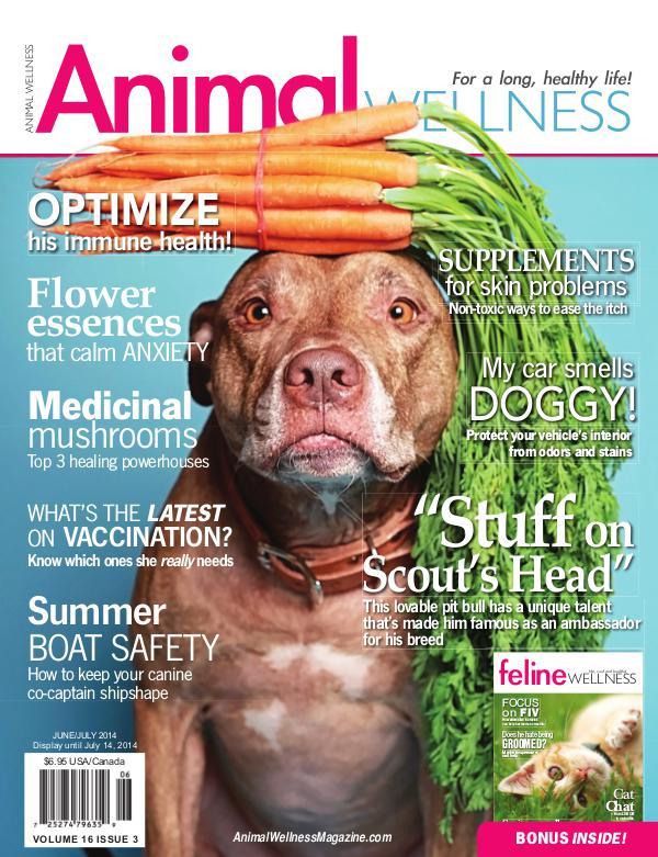Animal Wellness Magazine Jun/Jul 2014