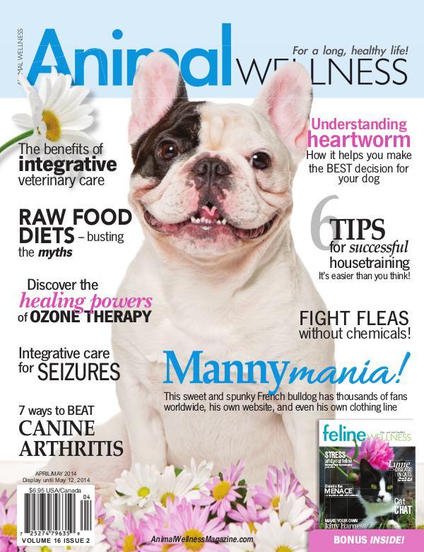 Animal Wellness Magazine Apr/May 2014