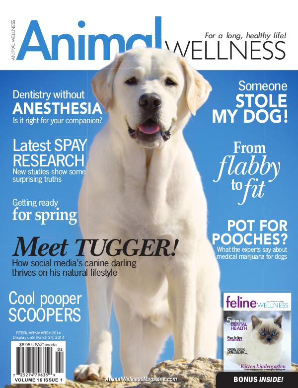 Animal Wellness Magazine Feb/Mar 2014
