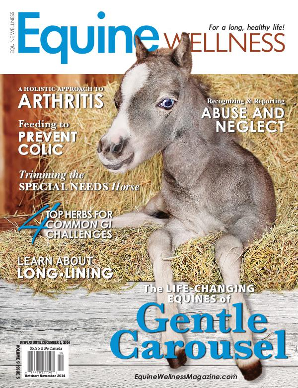 Equine Wellness Magazine Oct/Nov 2014