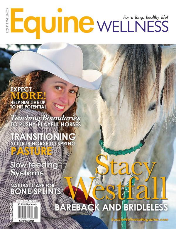 Equine Wellness Magazine Apr/May 2014