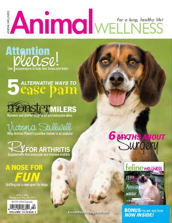 Animal Wellness Magazine Apr/May 2012
