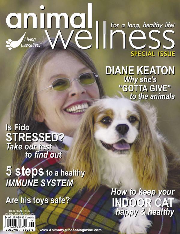 Animal Wellness Magazine Dec/Jan 2005
