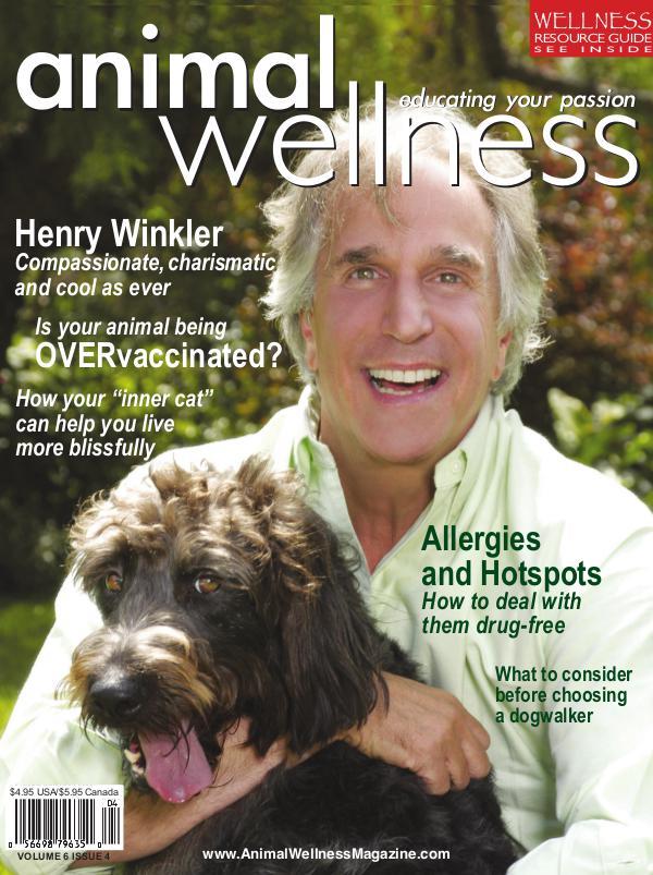 Animal Wellness Magazine Aug/Sep 2004