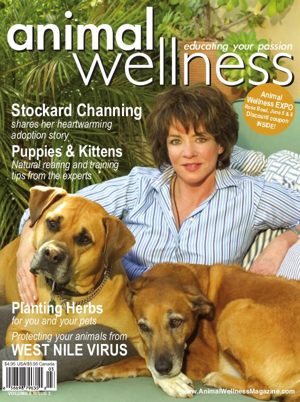 Animal Wellness Magazine Jun/Jul 2004