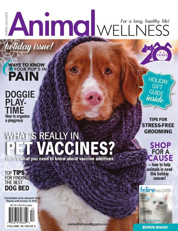 Animal Wellness Magazine Dec/Jan 2018