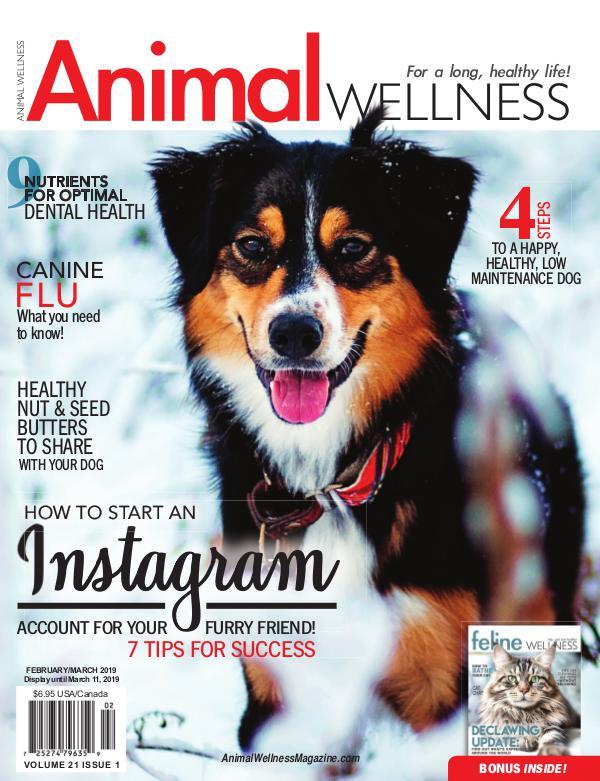 Animal Wellness Magazine Feb/Mar 2019