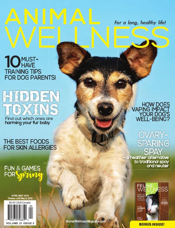 Animal Wellness Magazine Apr/May 2019