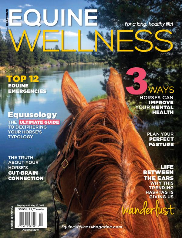 Equine Wellness Magazine Apr/May 2019