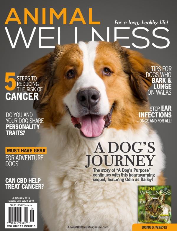 Animal Wellness Magazine Jun/Jul 2019