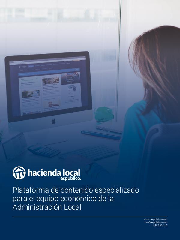 esPublico Plataforma Hacienda Local - nov2017