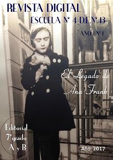 Resignificando el legado de Ana Frank
