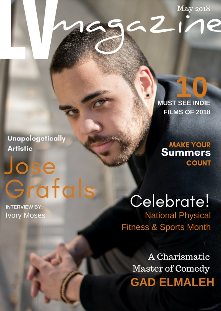 LV Magazine May 2018
