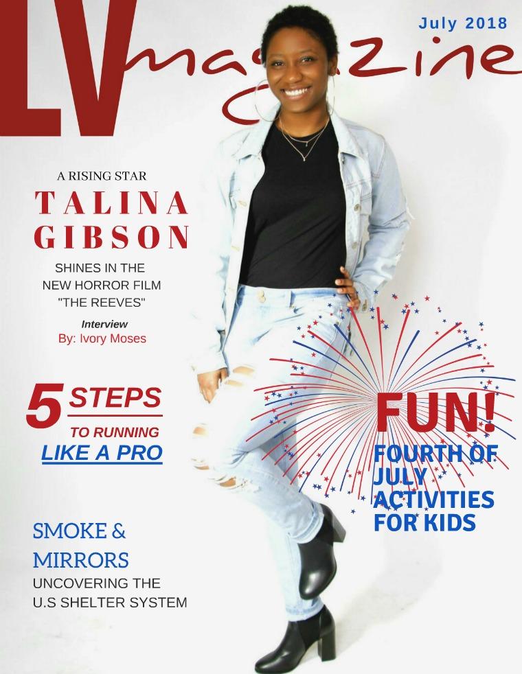 LV Magazine July 2018
