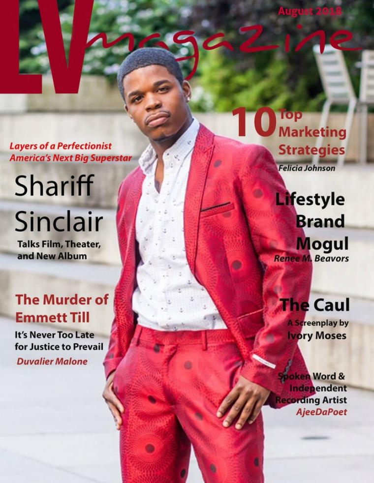 LV Magazine August 2018