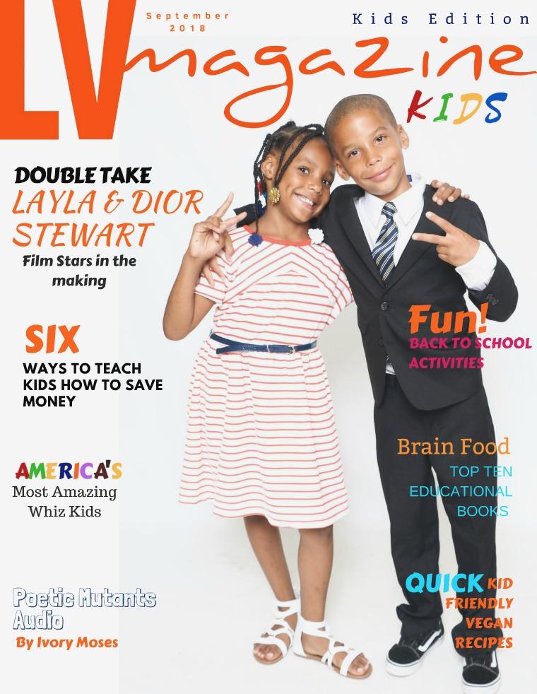 LV Magazine Kids September 2018