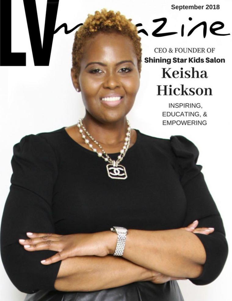 LV Magazine September 2018