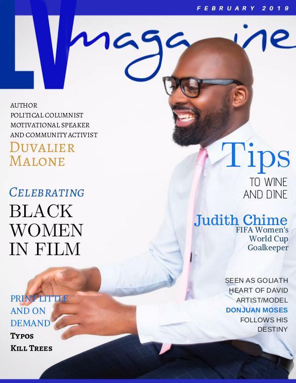 LV Magazine February 2019