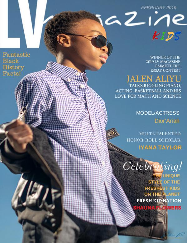 LV Magazine Kids February 2019