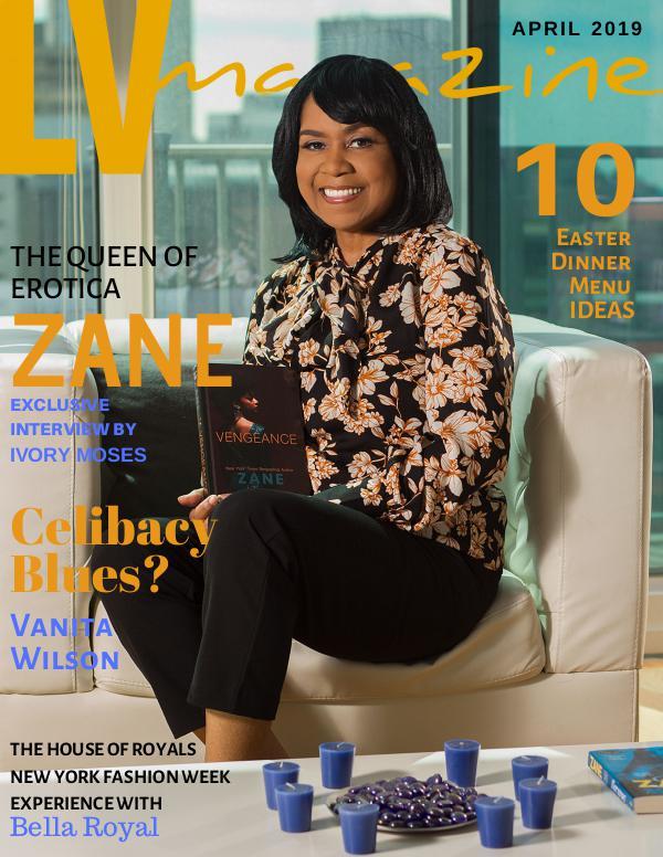 LV Magazine April 2019