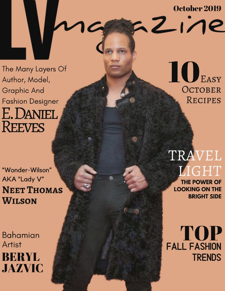 LV Magazine October 2019 E. Daniel Reeves
