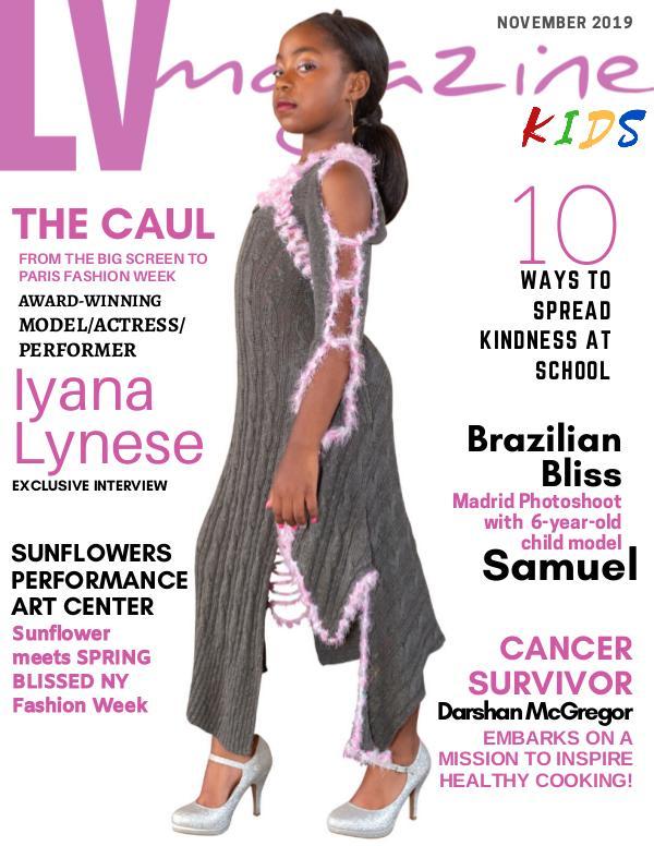 LV Magazine Kids November 2019
