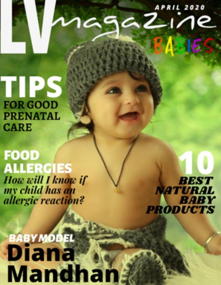 April 2020 Babies Edition - Diana Mandhan