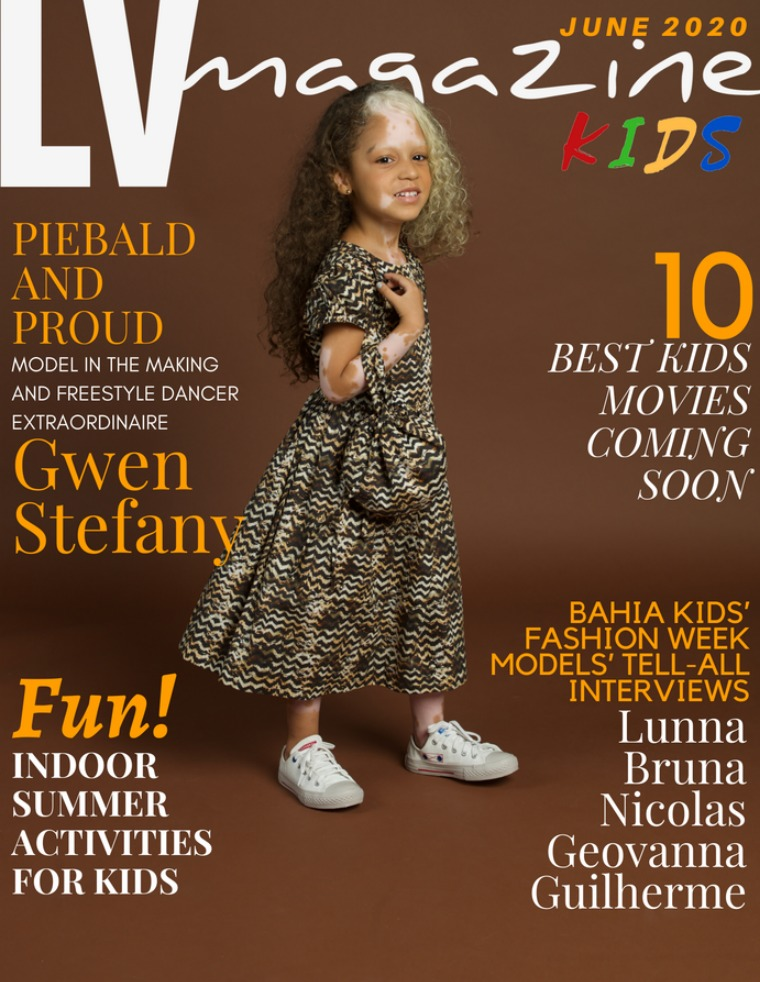 LV Magazine Kids June 2020 - LV Kids