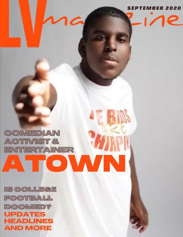 LV Magazine September 2020 - ATOWN