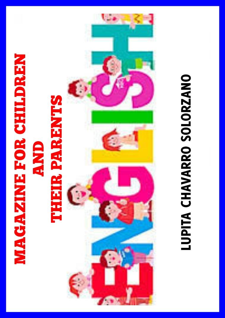 Esta es Mi primera revista 1 MY FIRST MAGAZINE