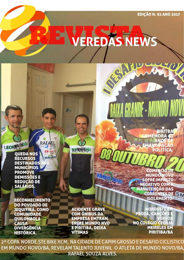 REVISTA NEWS 2ª EDIÇÃO noticias de toda região