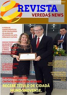 REVISTA VEREDAS NEWS