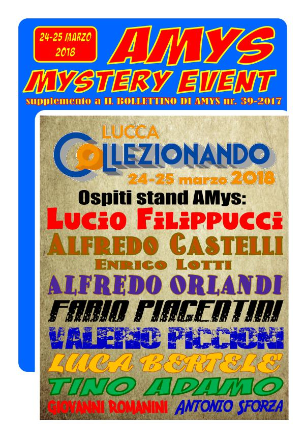 Mystery Event nr.12
