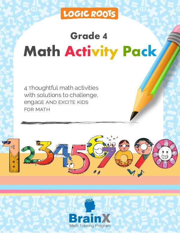 My first Magazine 4th-Grade-Math-Worksheets