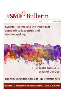 itSMF 2017 June Bulletin