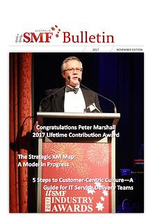 itSMF Bulletin November 2017