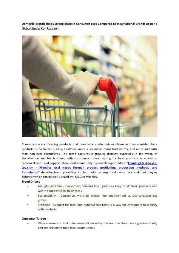 Ken Research - International Brands Perception Trends
