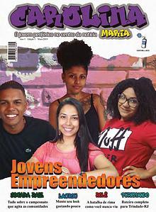 Carolina Maria - Ano 1 - 1ª Edição - Maio/2019