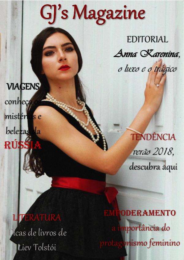 GJ's Magazine Revista
